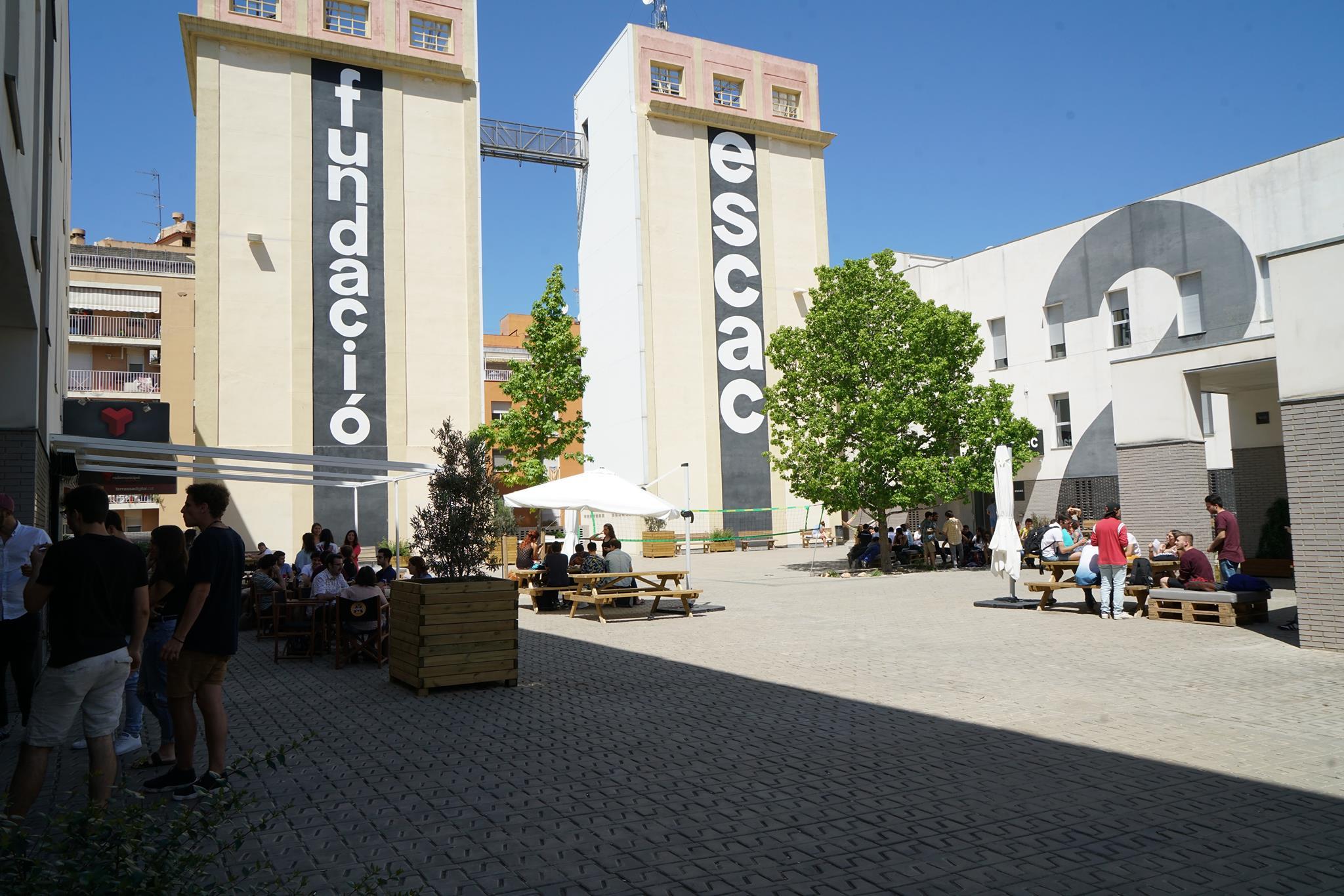 Escuela Superior de Cine y Audiovisuales de Cataluña - ESCAC Campus
