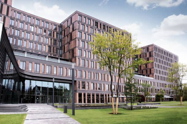 Frankfurt School of finance and Management campus
