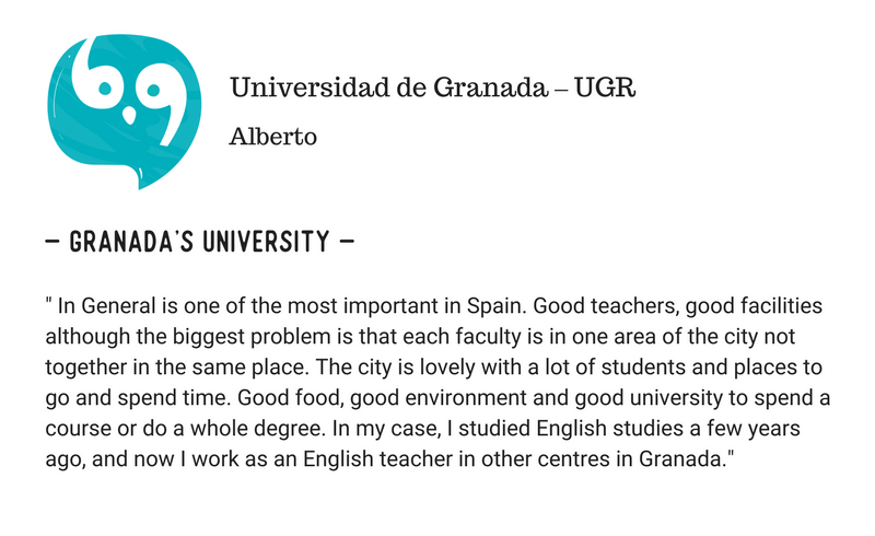 Get to Know the University of Granada (UGR)