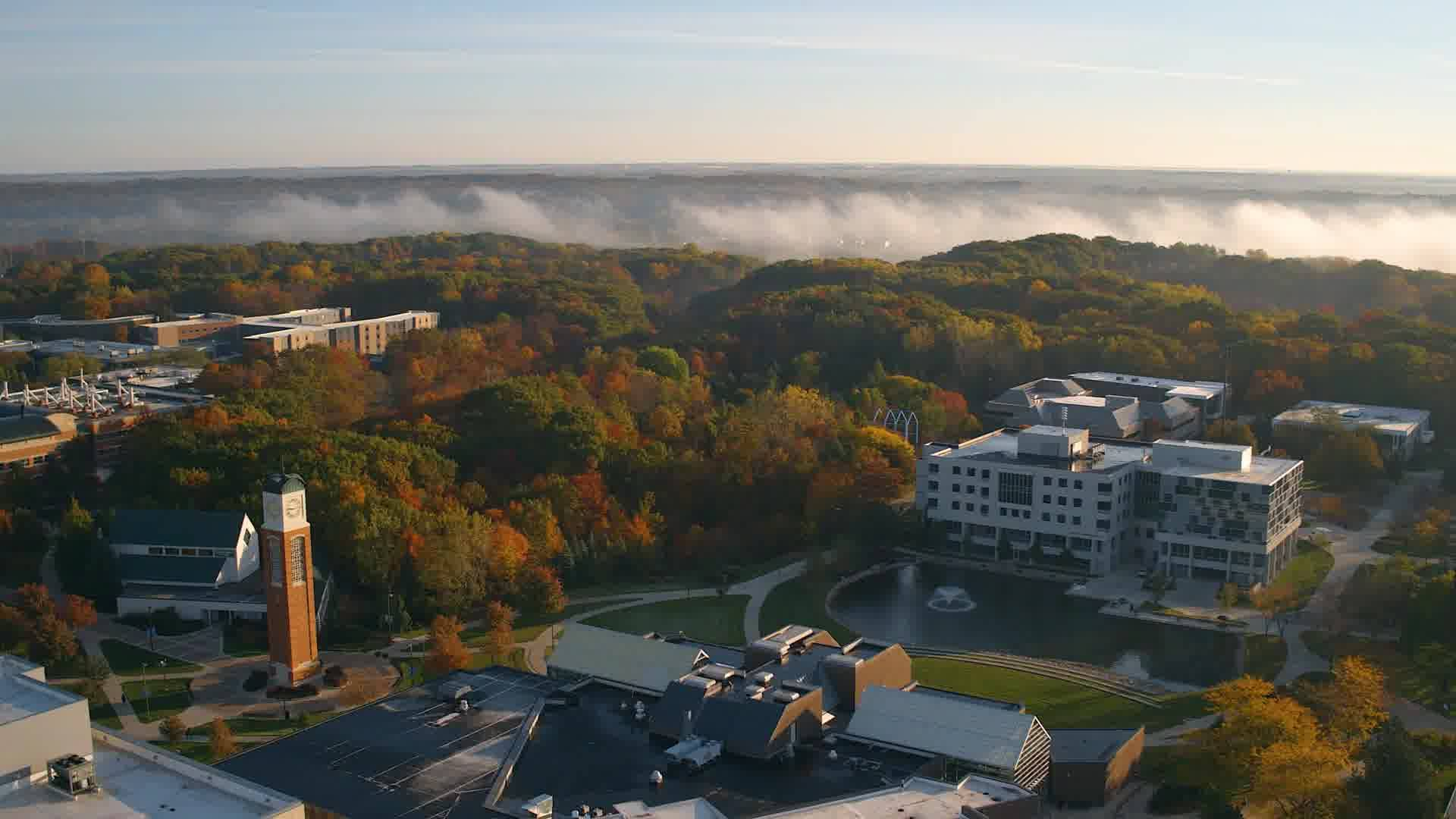Grand Valley State University – GVSU Campus