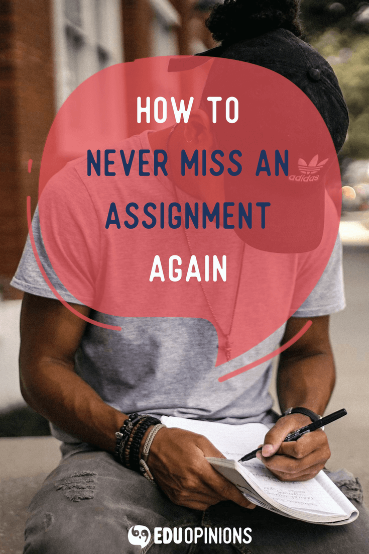 We all know what it is to miss an assignment... 🙈 it can be a very unpleasant experience which can result in several complications with your marks on a specific subject.  Here are 6 tips and tricks to help you avoid it.