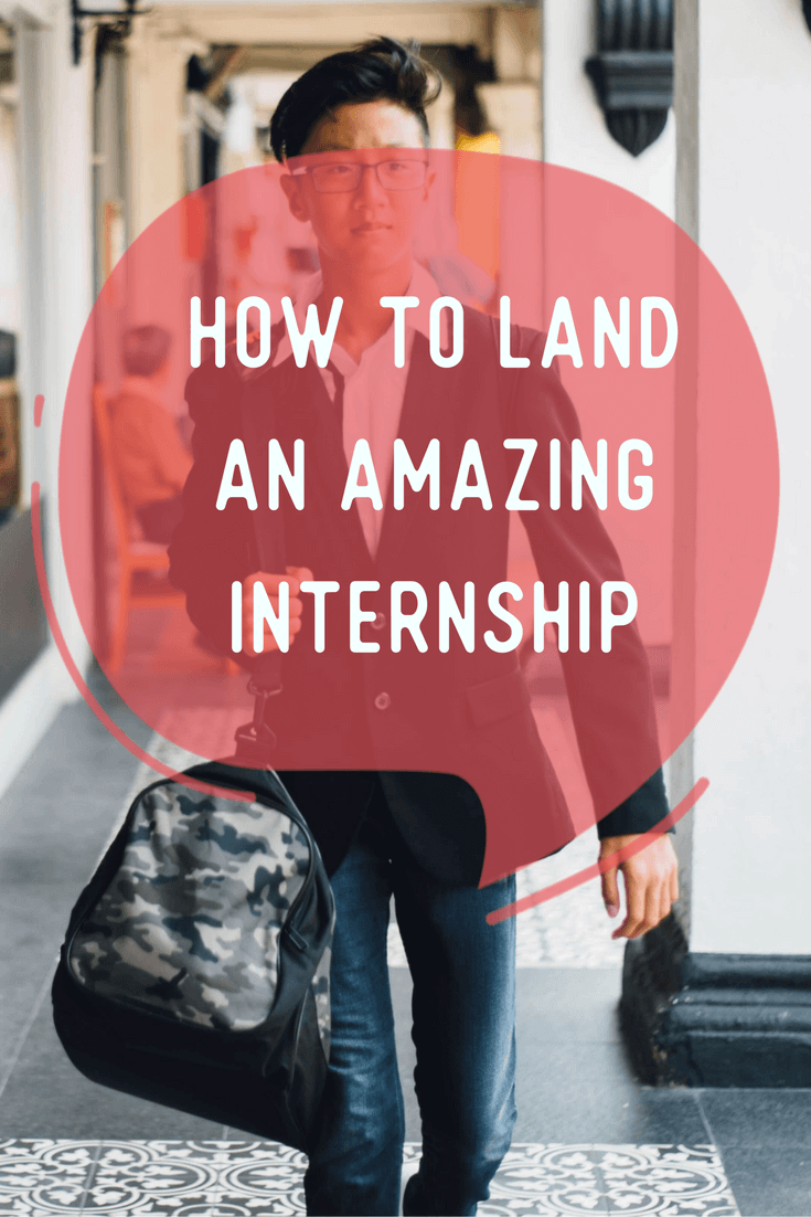 The internship, something every student will sooner or later stumble upon in his or her professional path. Whether you need the money, a mandatory internship or an internship over the summer for your experience, finding one is not always an easy task. The goal of this article is to give you some inspiration on how to make a brilliant application for an amazing internship, and how you can shine during your job interview.