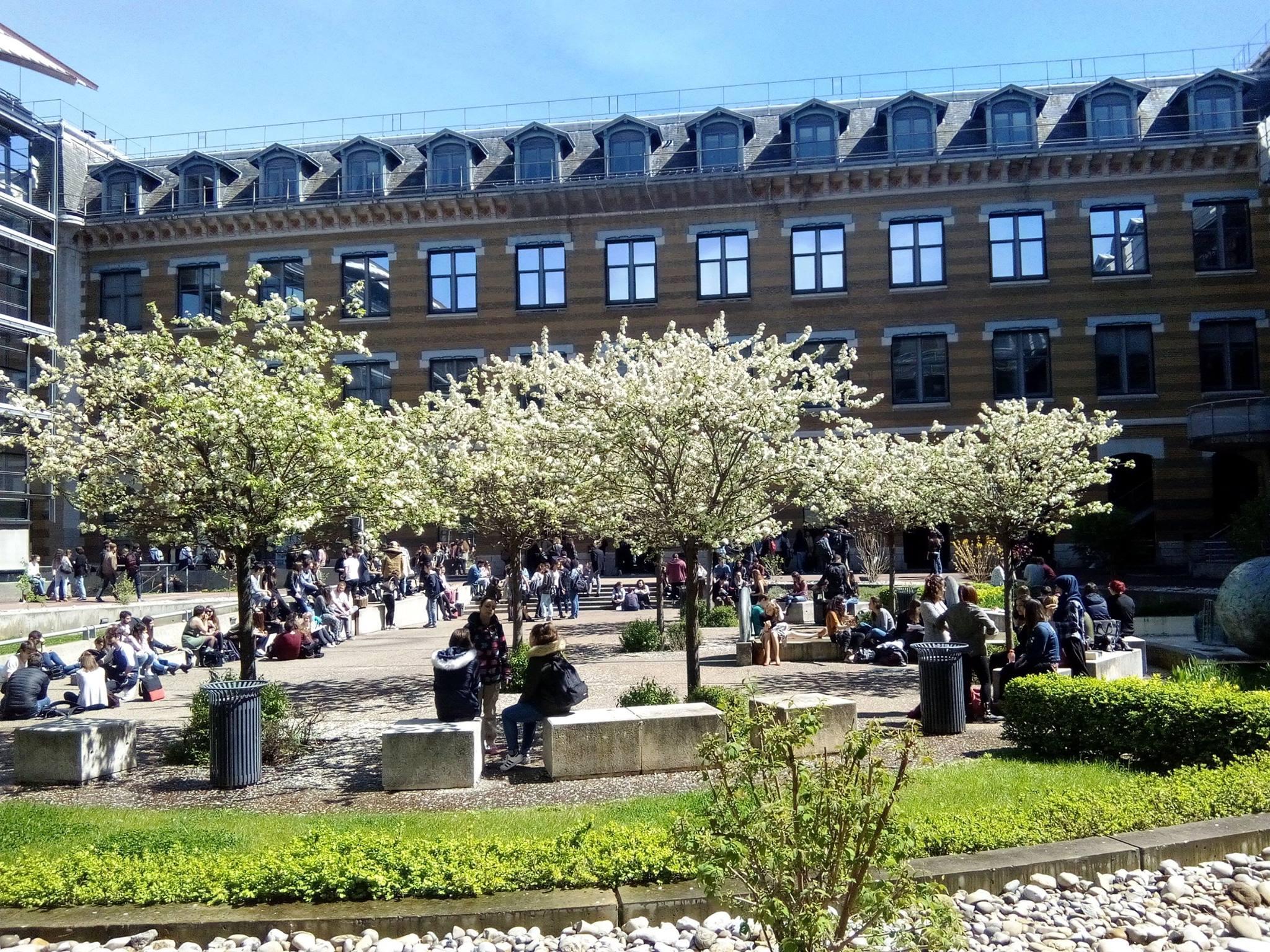Jean Moulin Lyon 3 – JML Campus