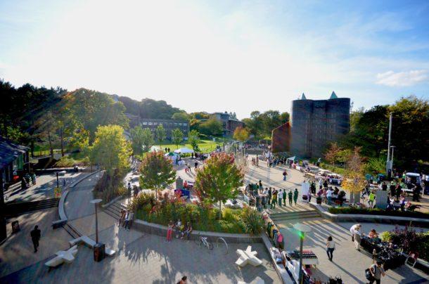 Keele University – KLE Campus