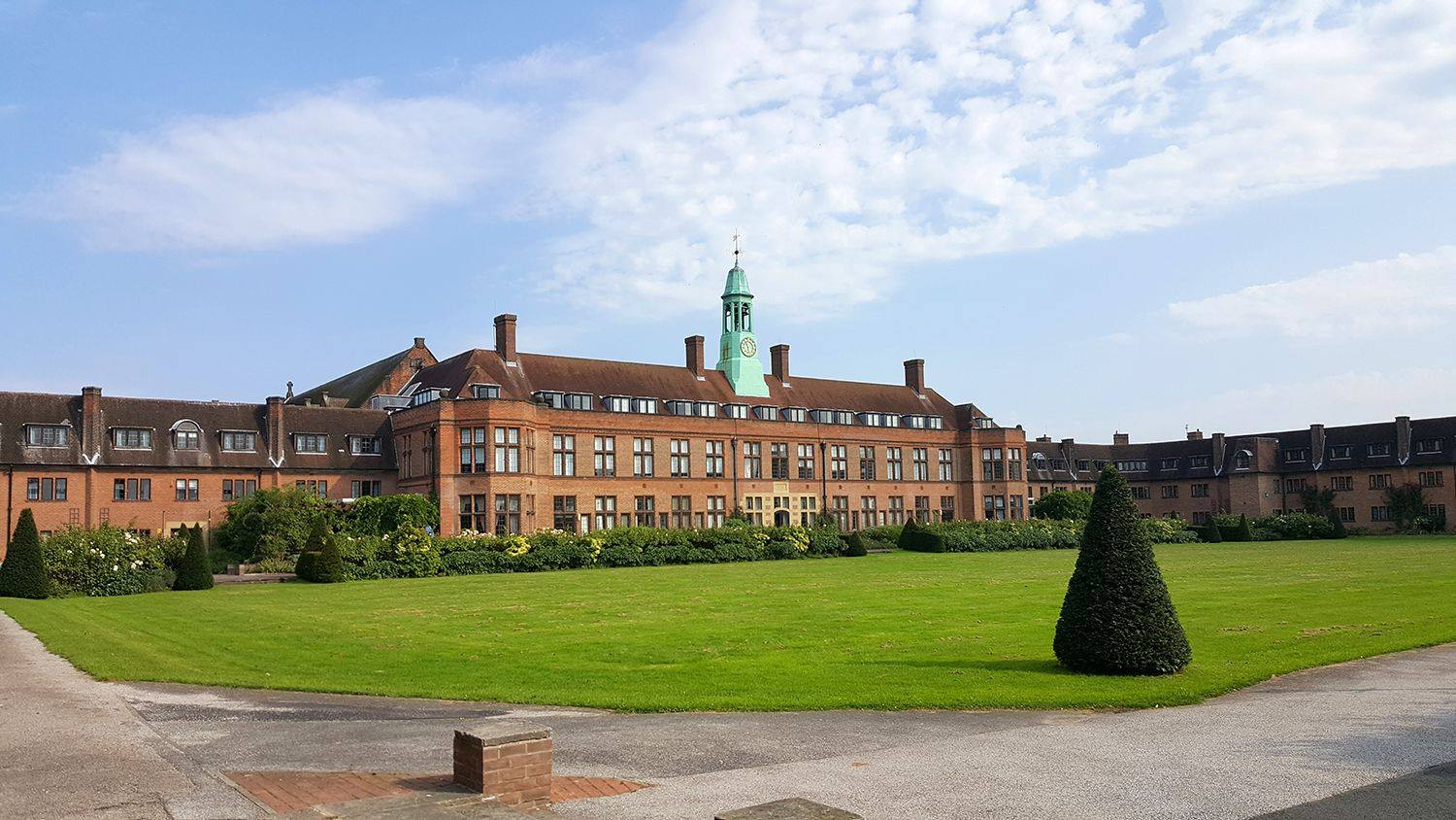 Liverpool Hope – Hope Campus