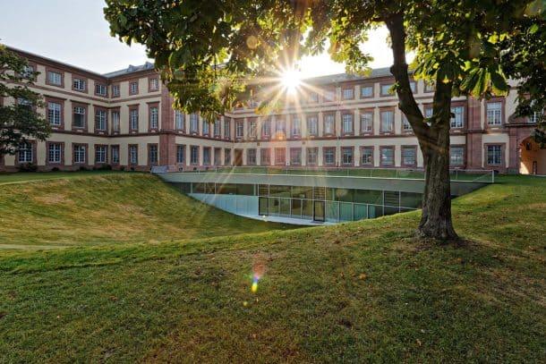 Mannheim Business School - campus