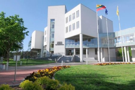 Mykolas Romeris University - MRU Campus