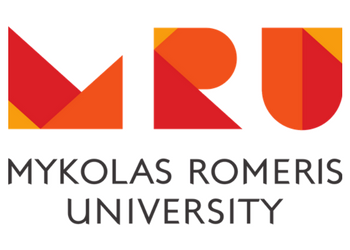 Mykolas Romeris University - MRU logo