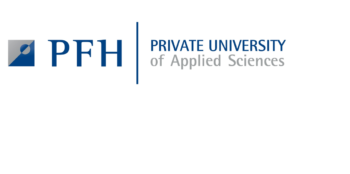 PFH Private University of Applied Sciences logo