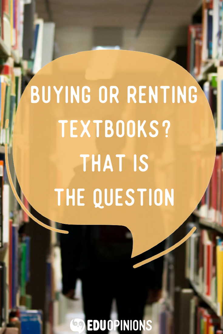 Buying Or Renting Textbooks That Is The Question