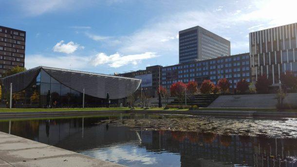 Building from Rotterdam university