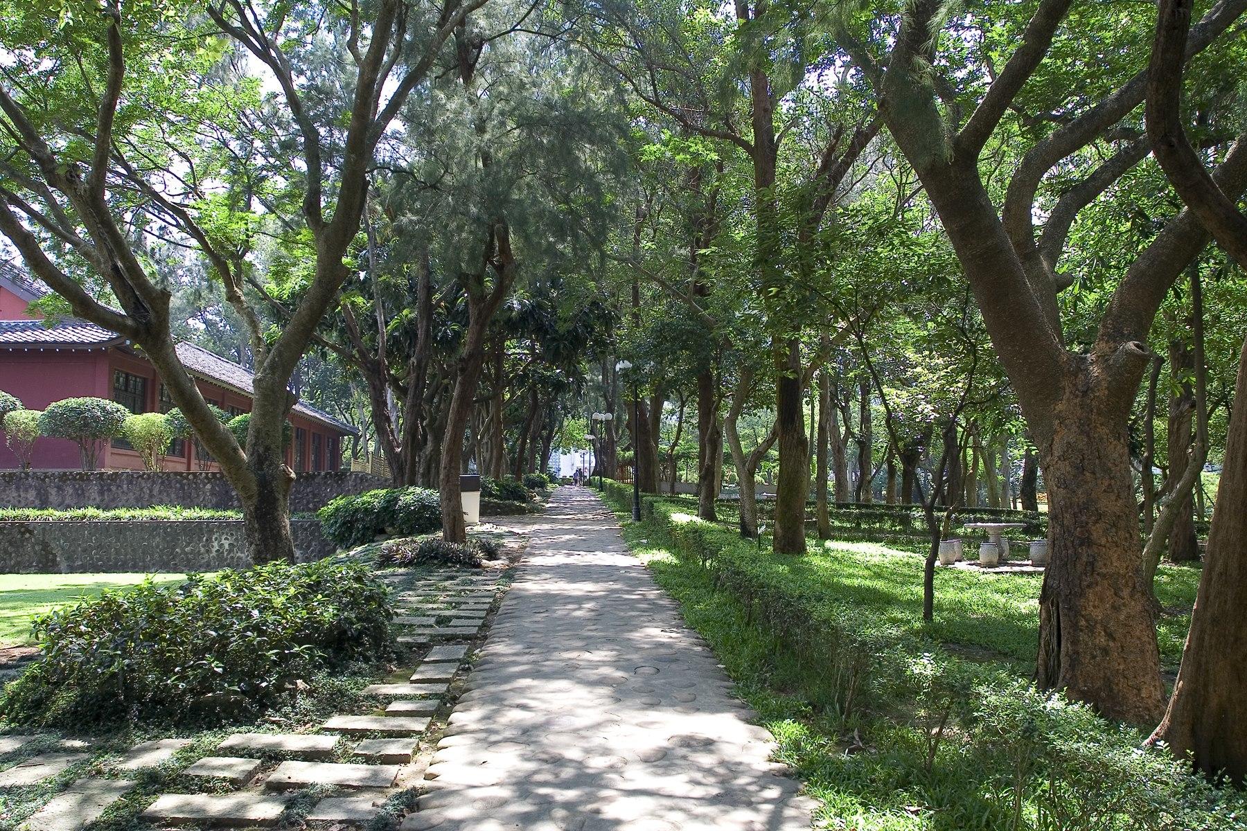Tamkang University Campus