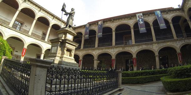 Universidad Michoacana de San Nicolás de Hidalgo – UMSNH Campus