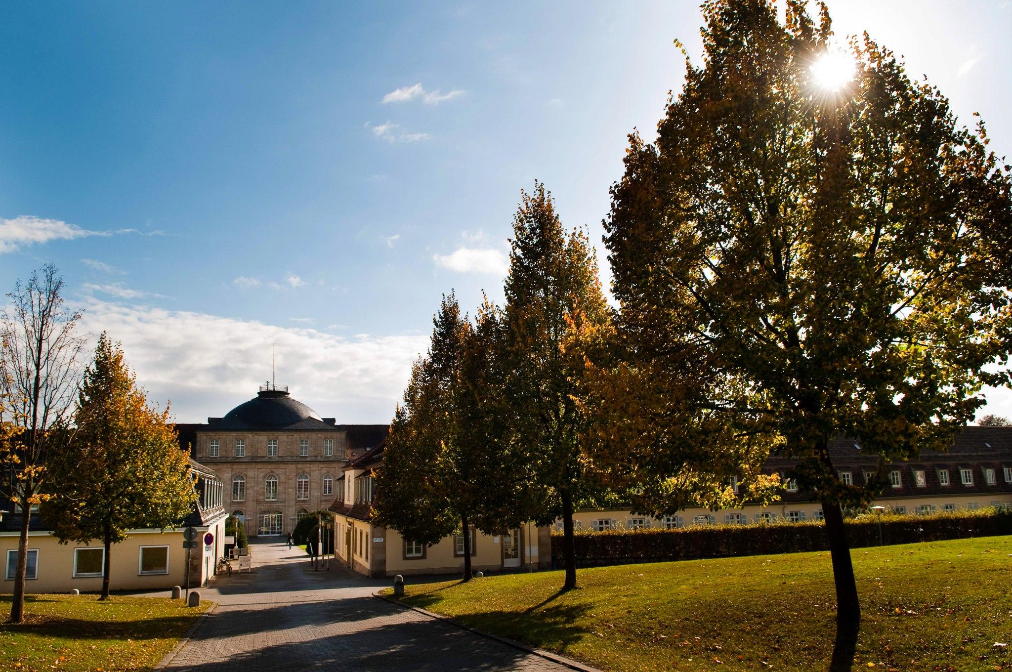 University of Hohenheim Campus