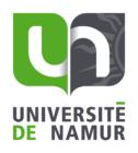 University of Namur - Unamur