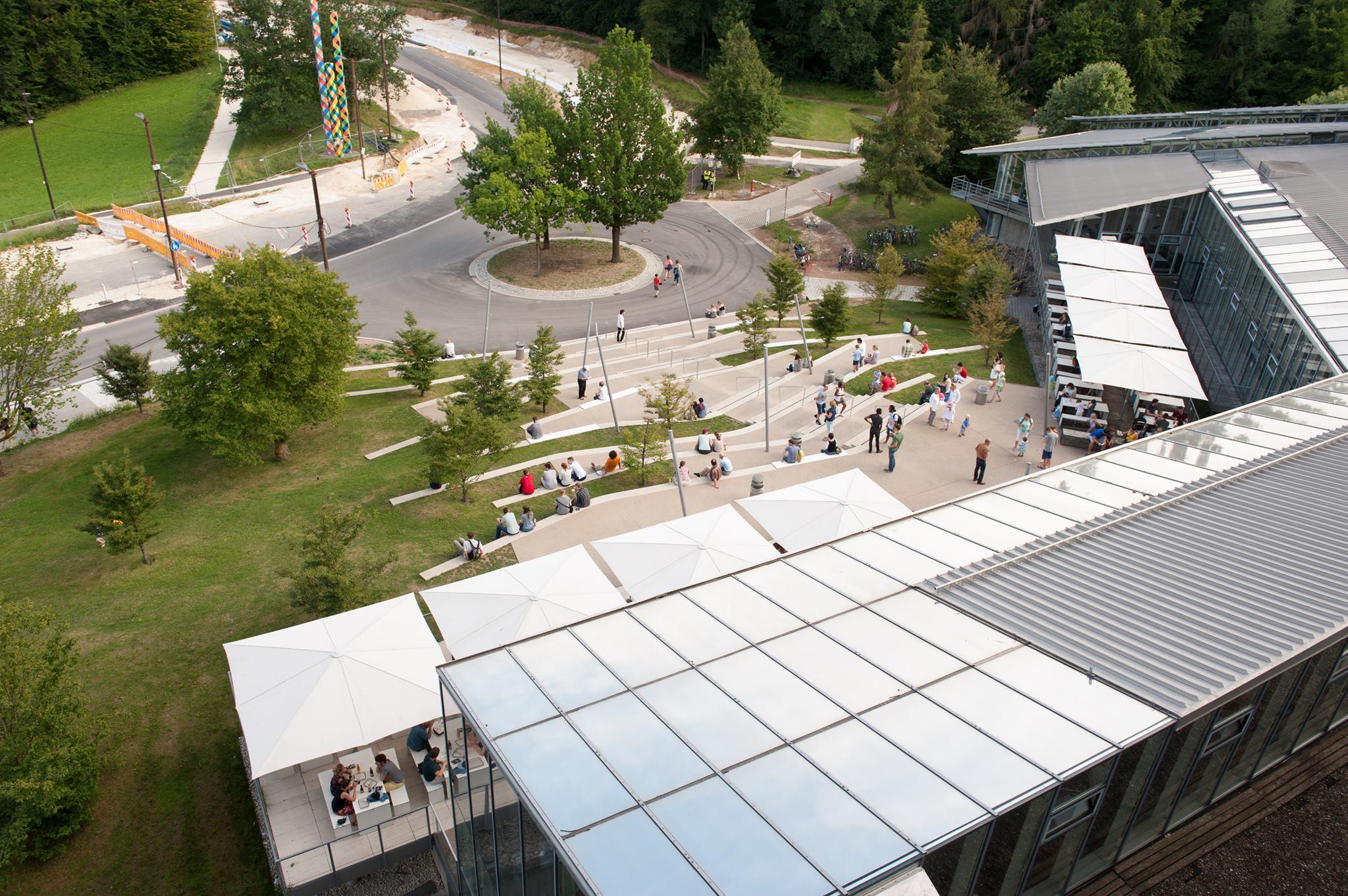 University of Ulm Campus