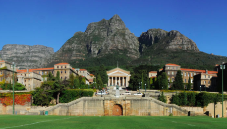 University of Cape Town - UCT Campus