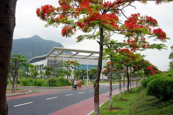 Xiamen University of Technology – XMUT Campus