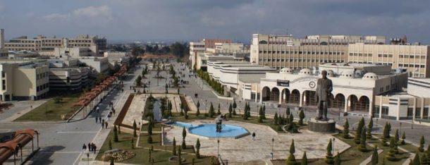 Al-baath University Campus
