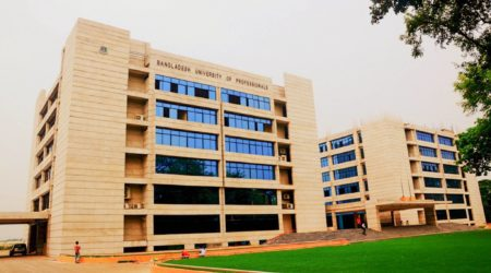 Bangladesh University of Professionals - BUP Campus
