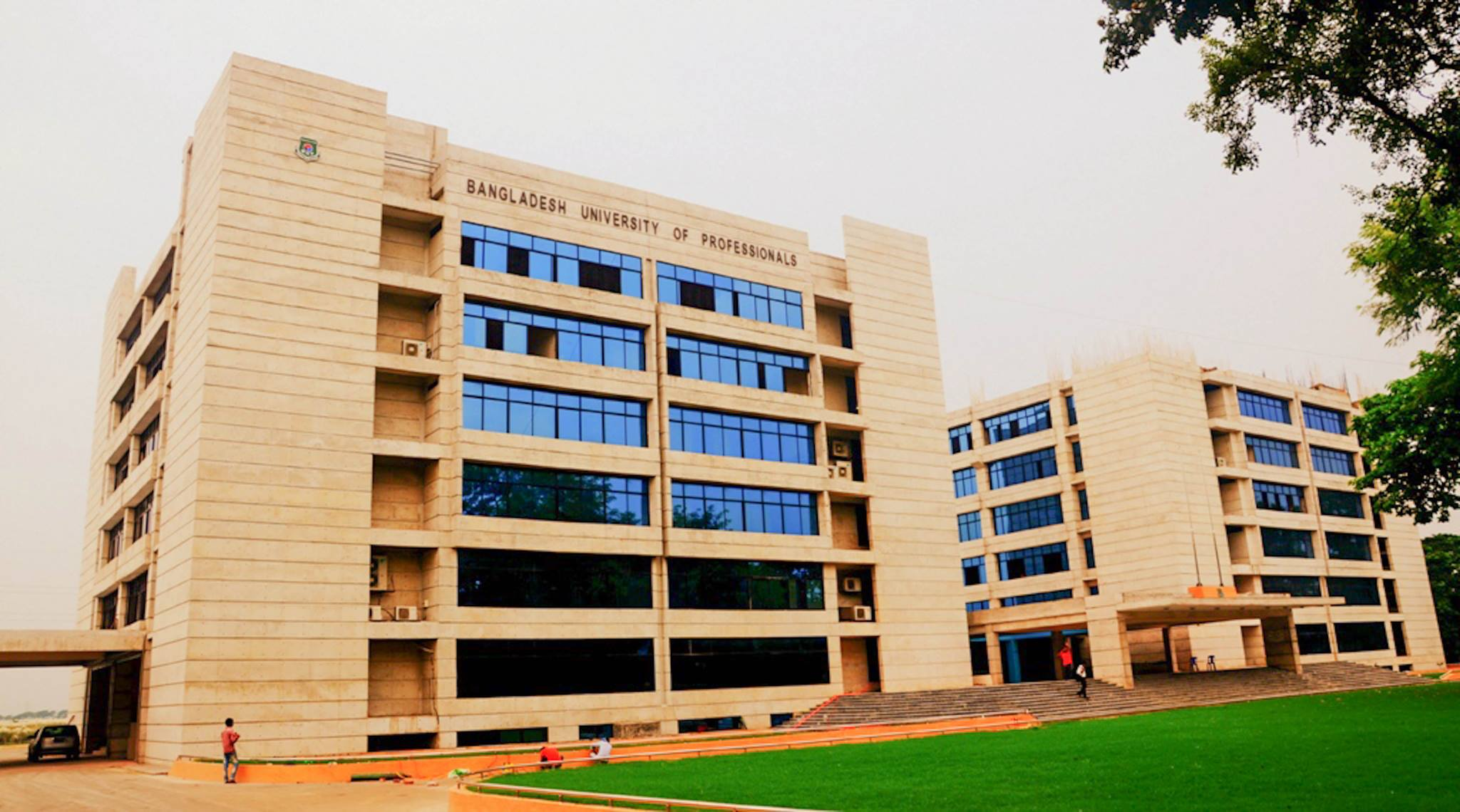 Bangladesh University of Professionals – BUP Campus