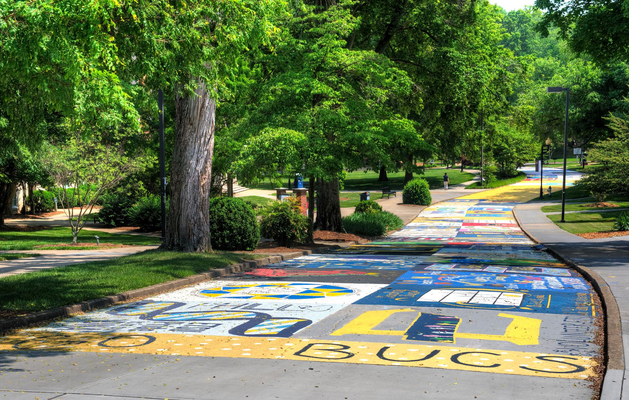 East Tennessee State University – ETSU Campus
