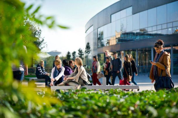 Edge Hill University - EHU Campus