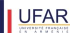 French University in Armenia - UFAR logo