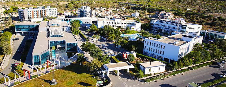 Girne American University - GAU Campus