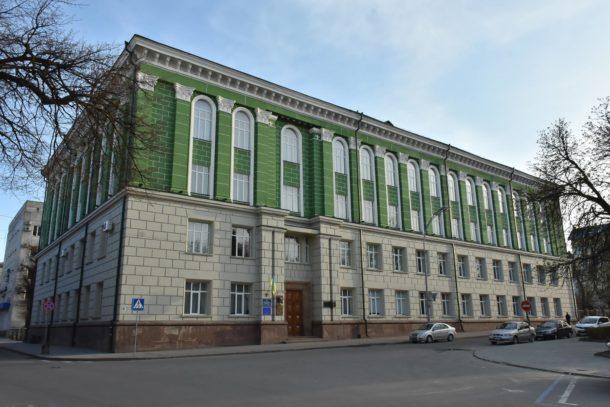 I. Horbachevsky Ternopil State Medical University – TDMU Campus