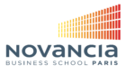 Novancia Business School Paris logo