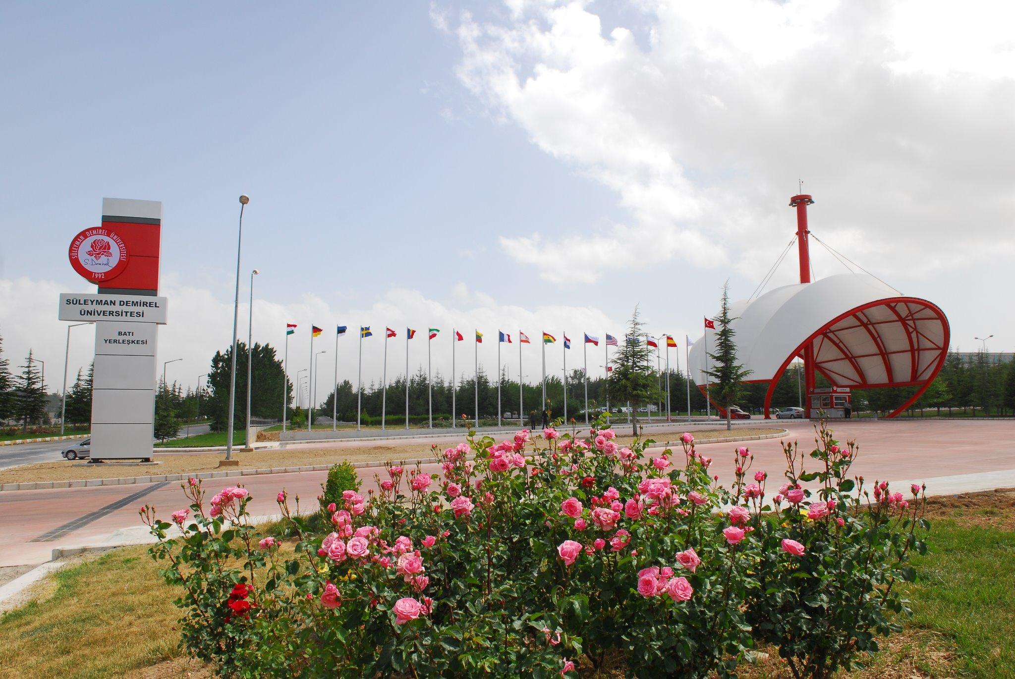 Süleyman Demirel University – SDU Campus