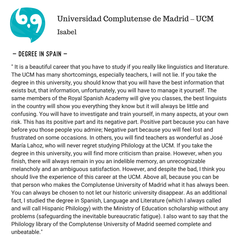 Scholarships offered by the Universidad Complutense de Madrid until February 28th