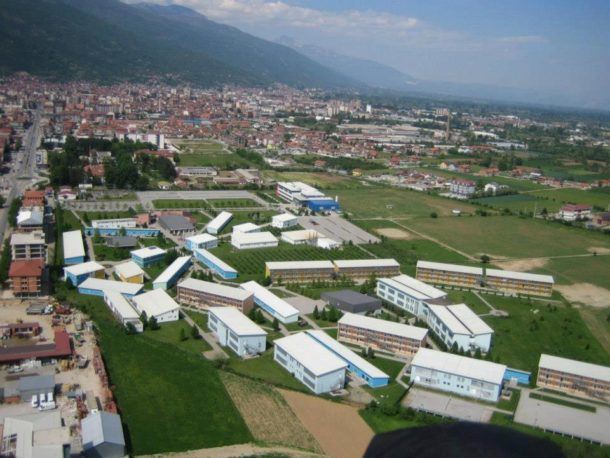 South East European University – SEEU Campus