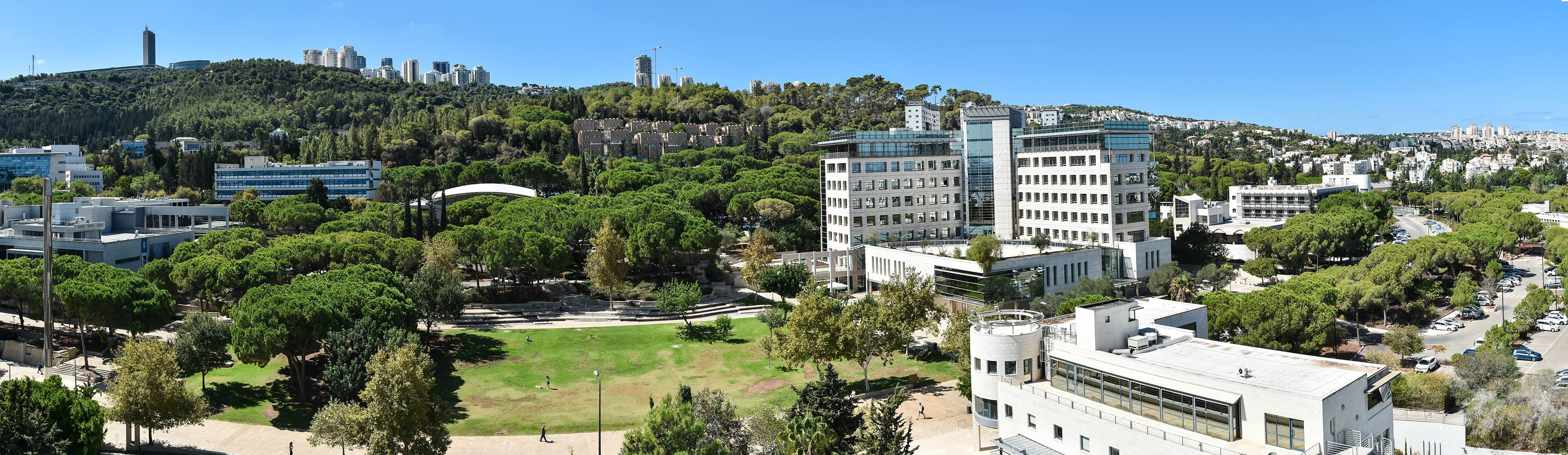 Technion Israel institute of Technology Campus