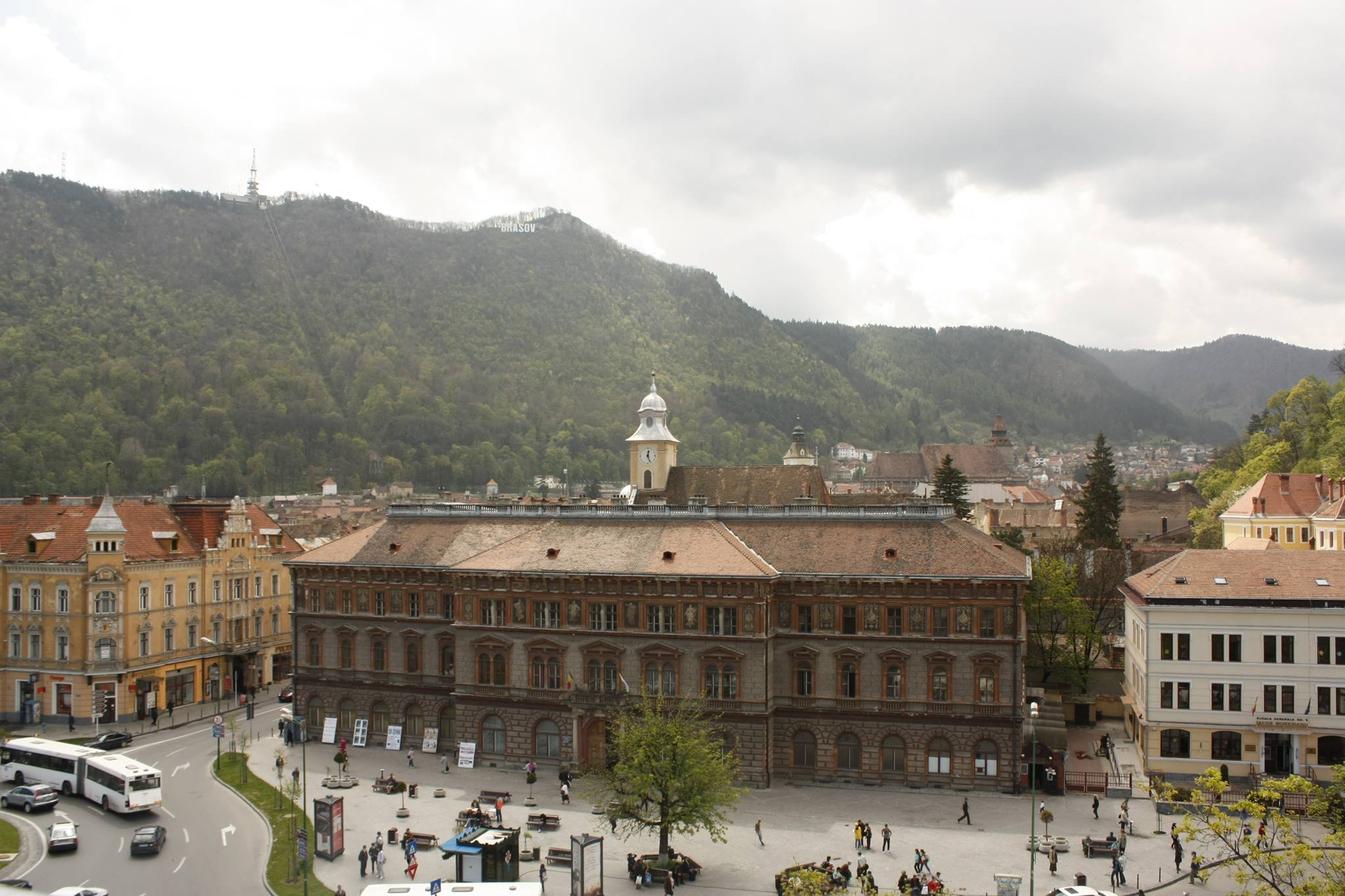 Transilvania University of Brasov – TUB Campus