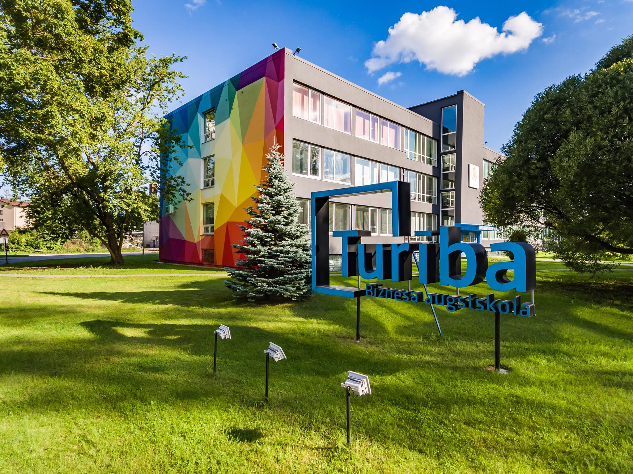 Turiba University Campus
