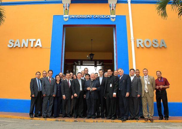 Universidad Católica Santa Rosa – Ucsar Campus