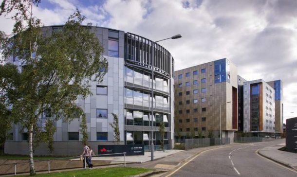 University of Bedfordshire - UOB - campus
