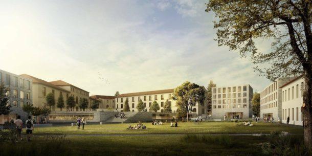 University of Bergamo Campus
