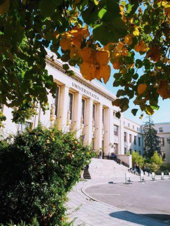 University of Bucharest - UB Campus