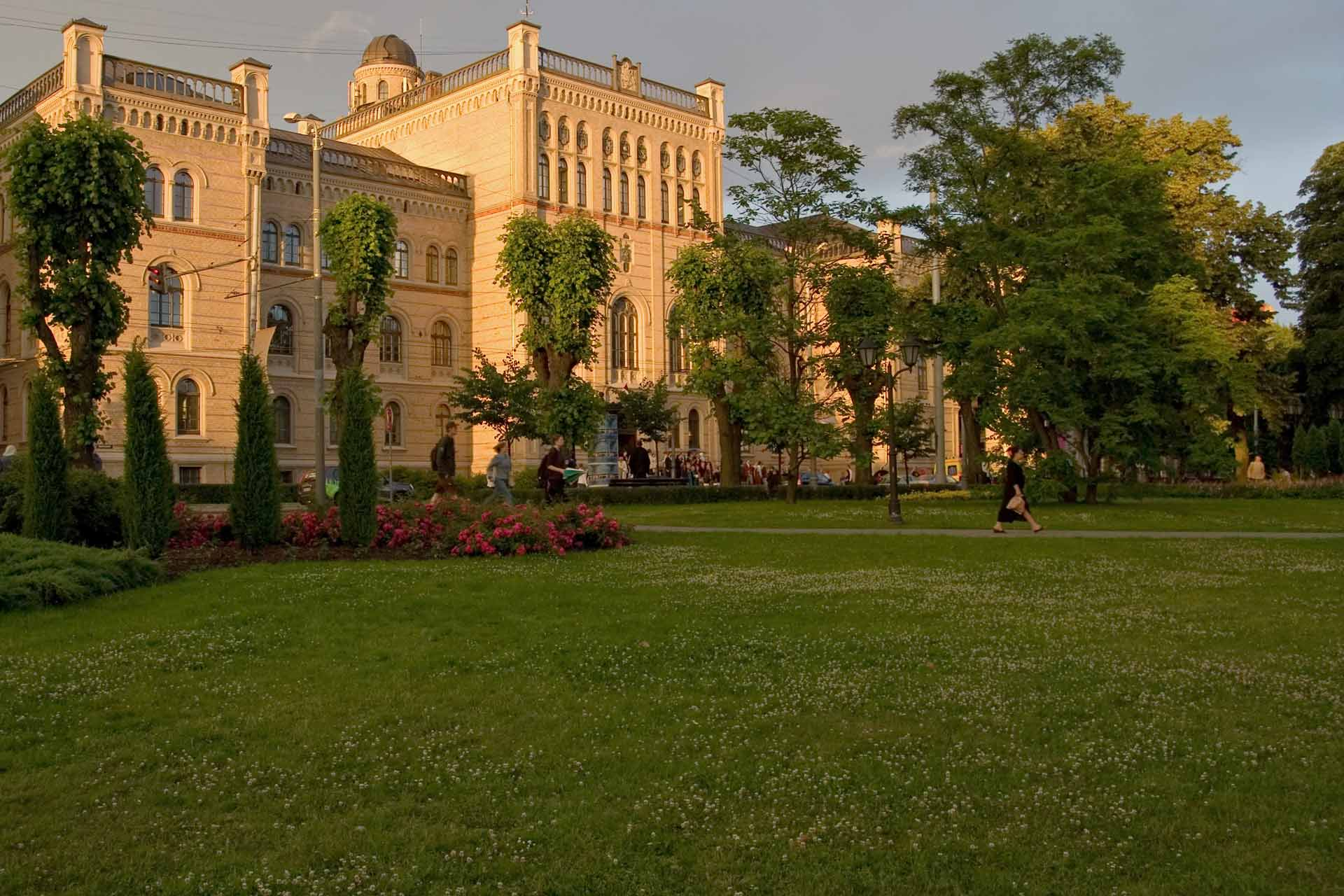 University of Latvia - LU Campus