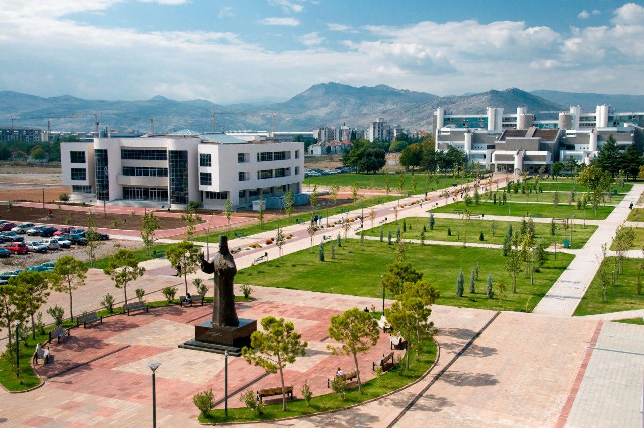 University of Montenegro Campus