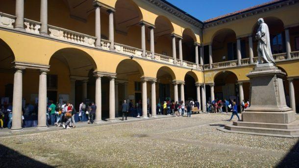 University of Pavia – UNIPV Campus