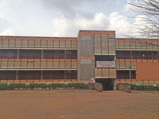 University of Yaoundé 1 – UY1 Campus