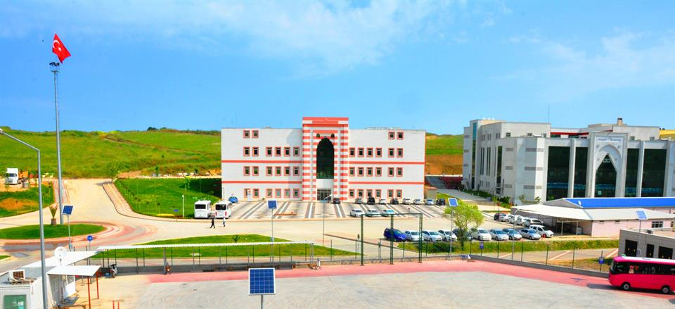 Yalova University – YAU Campus
