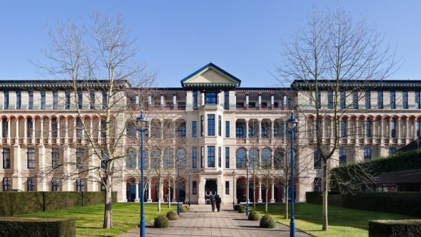 CambridgeJudge Business School-campus