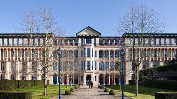 The University of Cambridge Judge Business School Campus