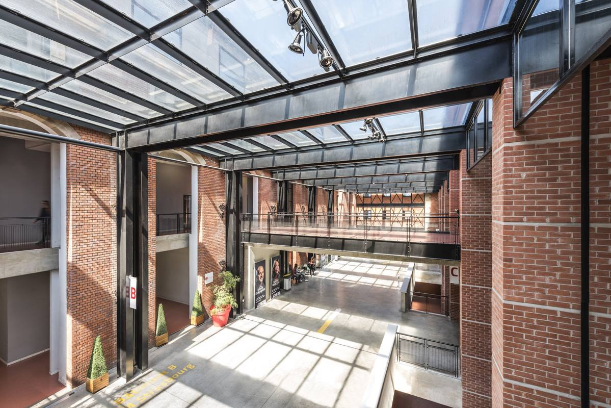 EM Strasbourg Business School Campus