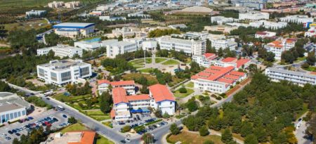 Eastern Mediterranean University - DAU Campus